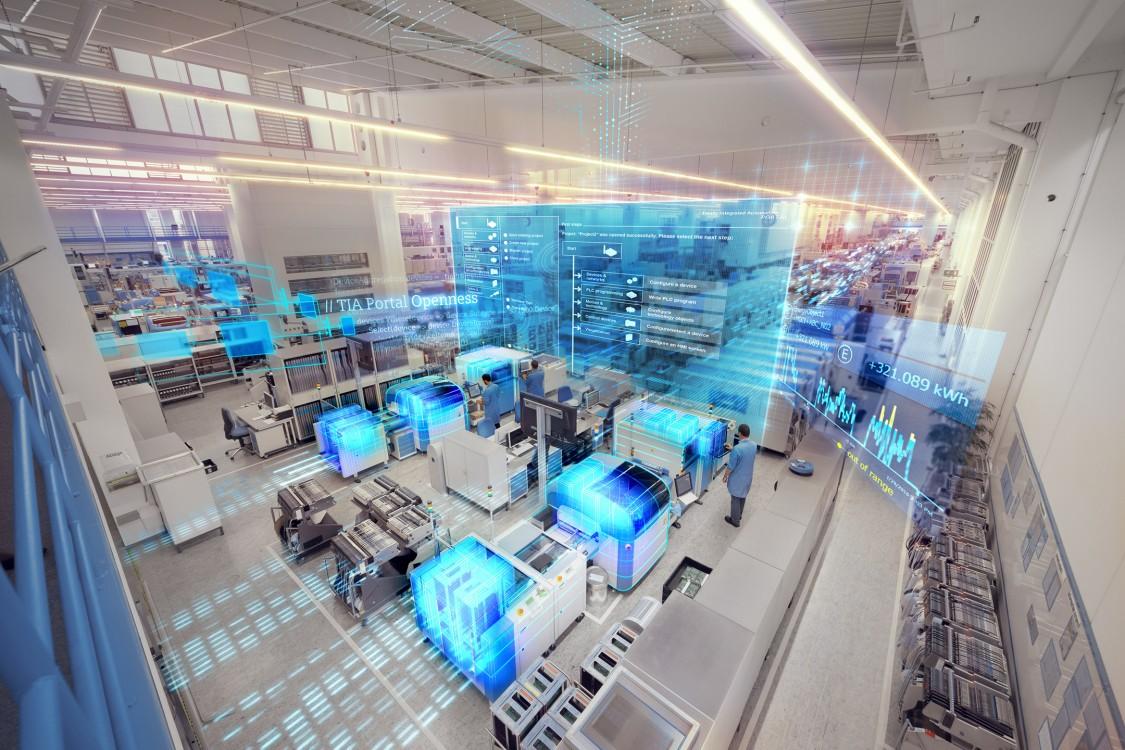 Digitala industrier