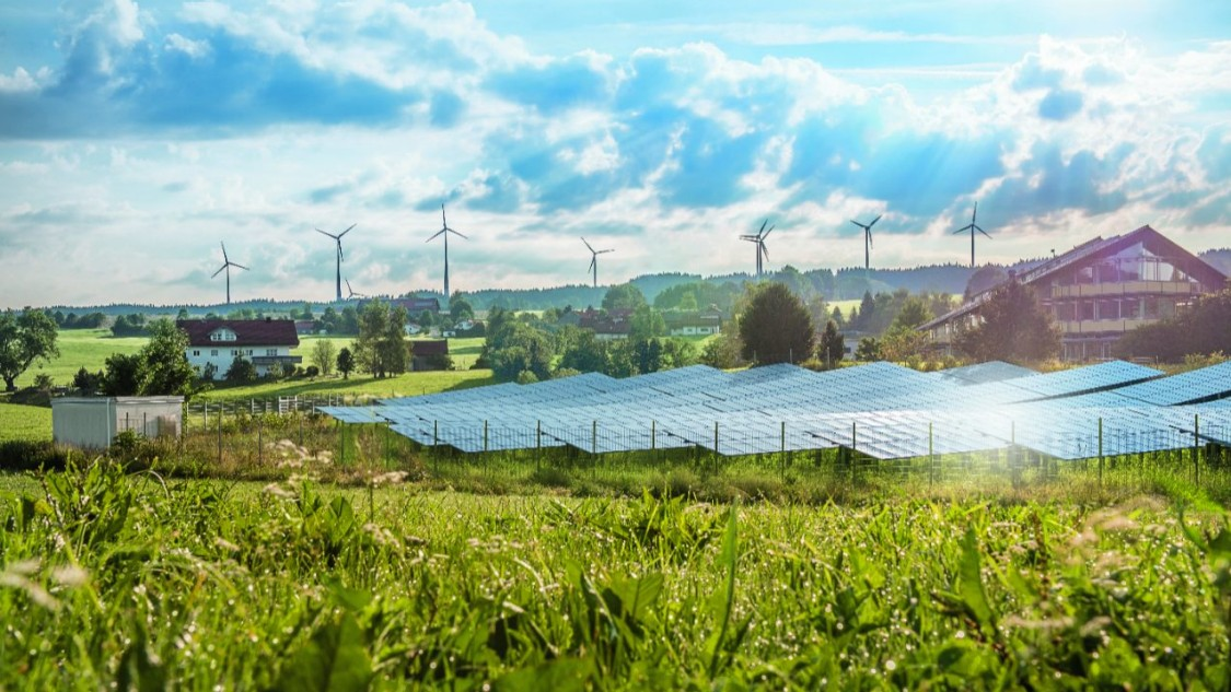 A groundbreaking project for renewables and microgrid technology in Wildpoldsried, Germany, is a model for modern power infrastructures based on prosumers.