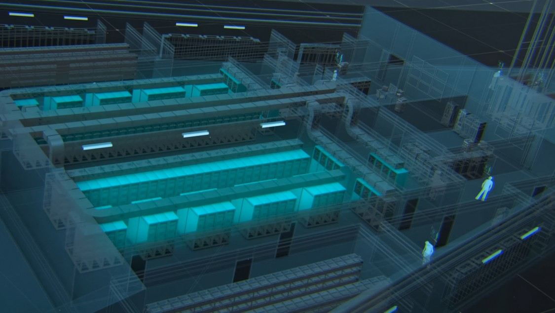An eye into data center autonomy