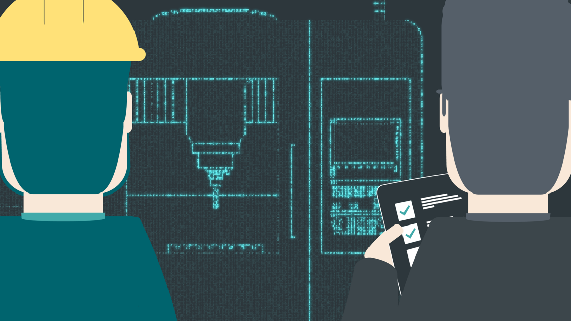 cnc manufacturing - digital twin