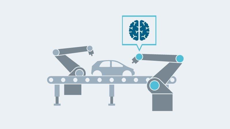 Kendi Kendini İdare Edebilen Robot Teknolojisi