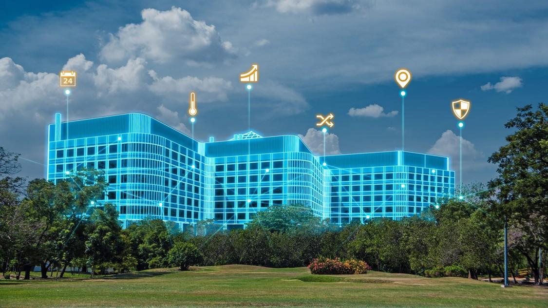 Smarta sjukhus