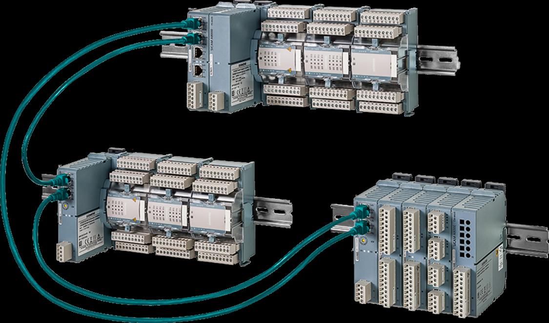 Retrofit SICAM TM with SICAM A8000