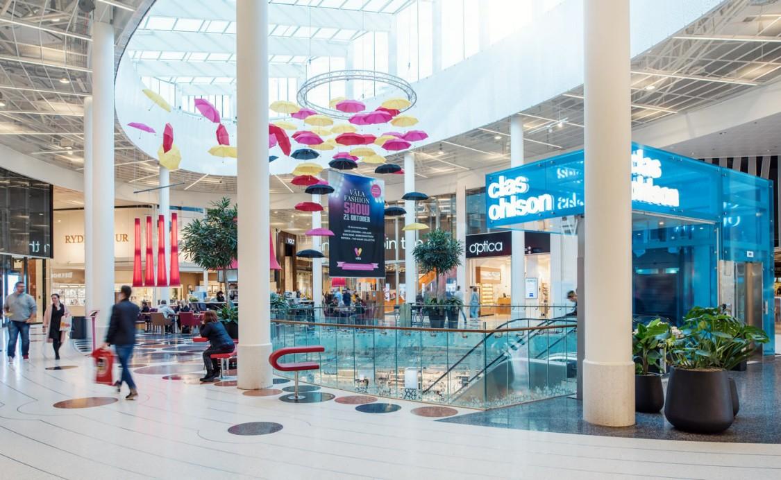 Väla shopping mall