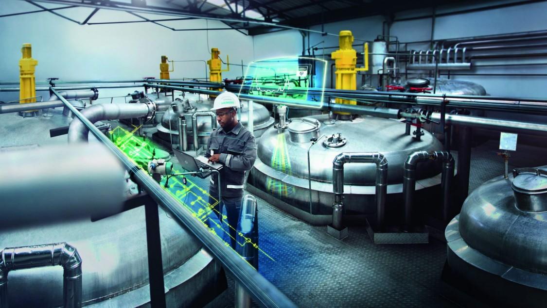 Siemens ratkaisuja turvalliseen kemianteollisuuteen