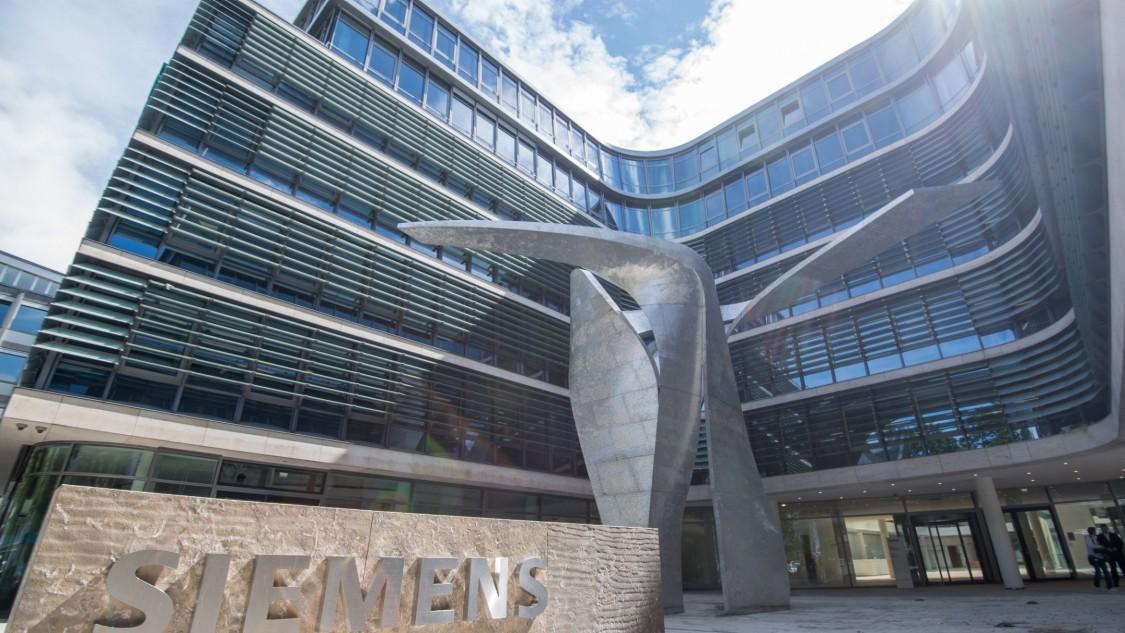 Hauptverwaltung der Siemens Ltd., Peking 2008