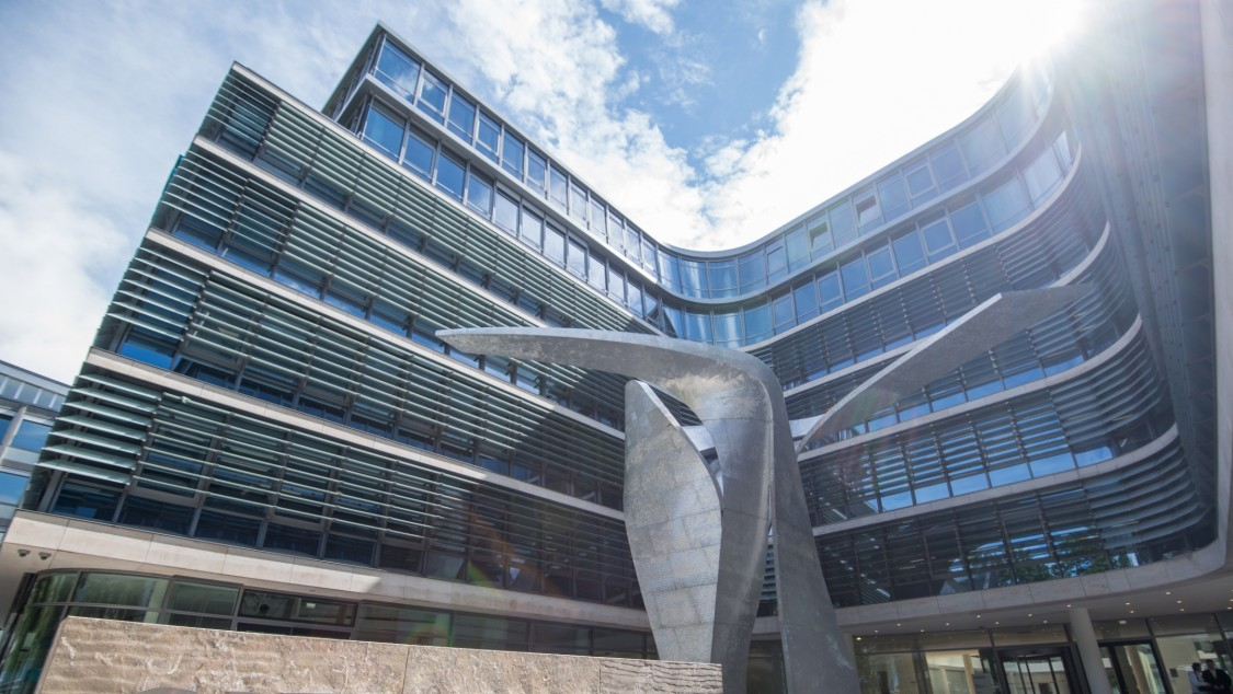 A distinctive look – Siemens architecture yesterday and today
