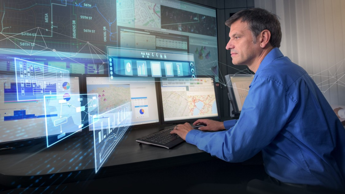Operacion y control de grids