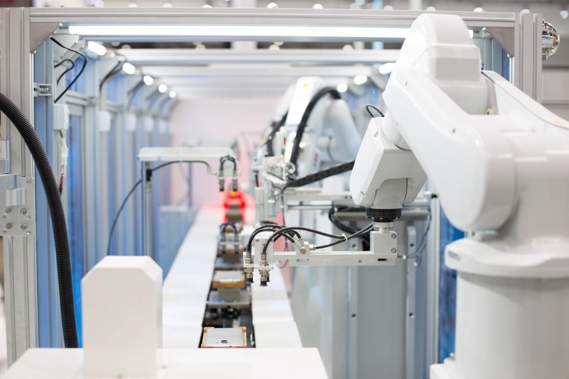 Finansiering för tillverkningsindustrin