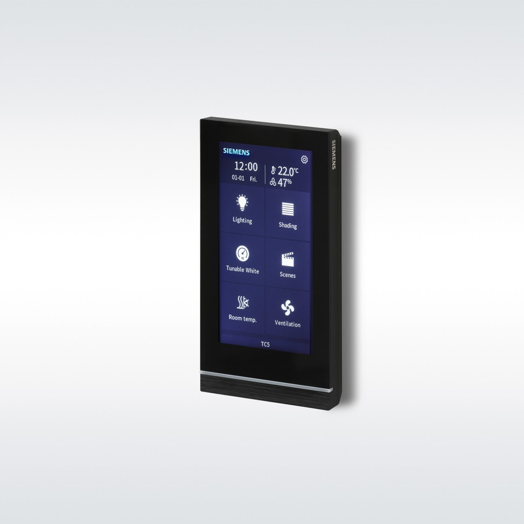 KNX Touch Control TC5 room operator unit