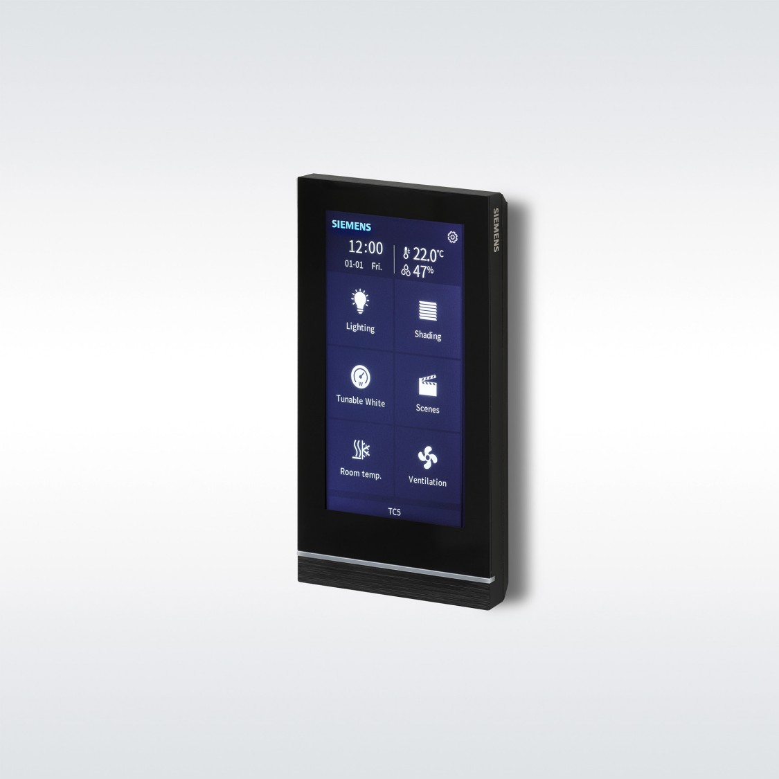 KNX Touch Control TC5