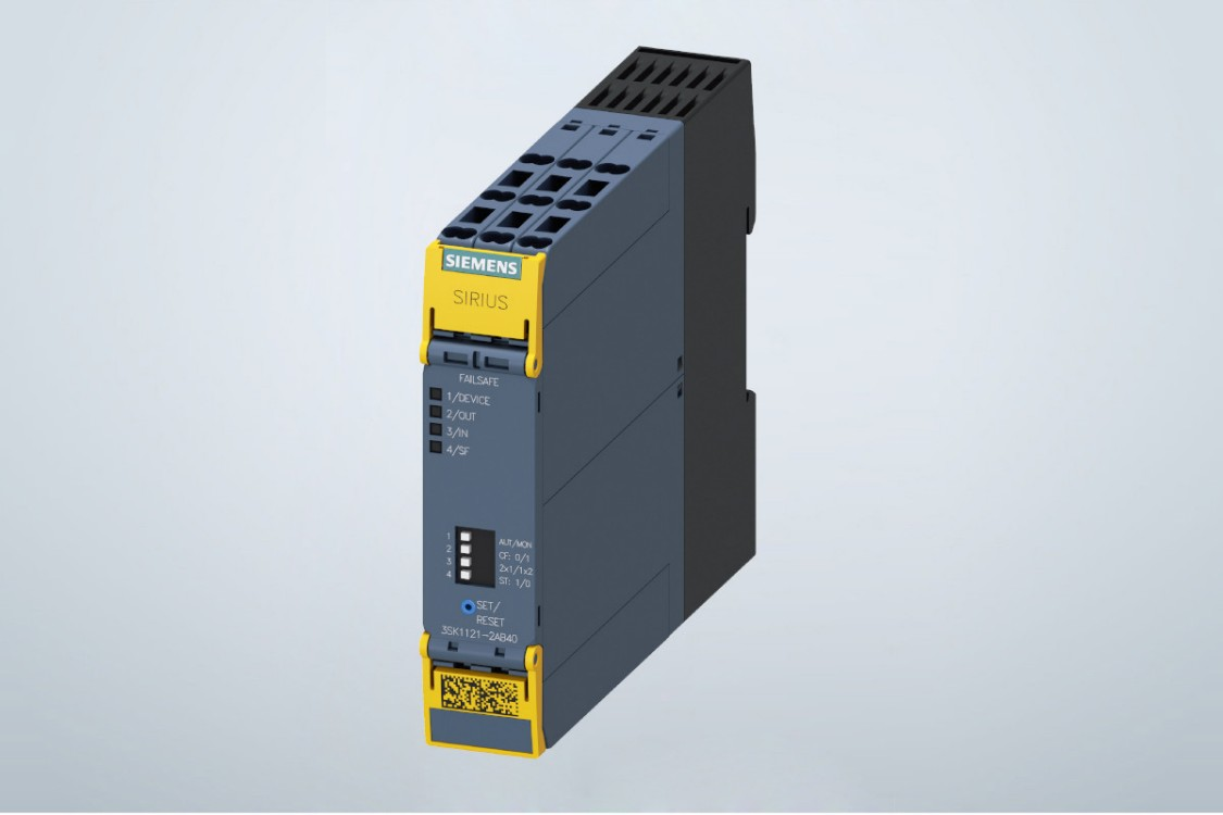 Safety relays 3SK1 advanced