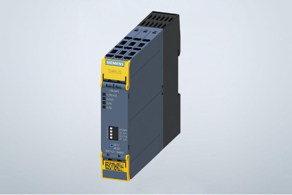 Sicherheitsschaltgerät 3SK1 Advanced