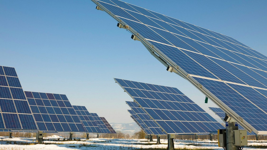 Contact solar production machines