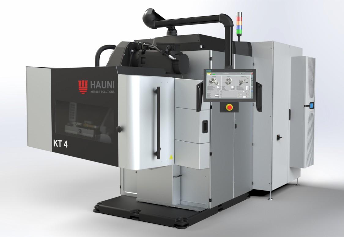 Bild Hauni Maschinenbau GmbH - KT 4 Edelstahl