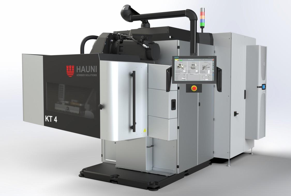 Hauni Maschinenbau GmbH - KT 4