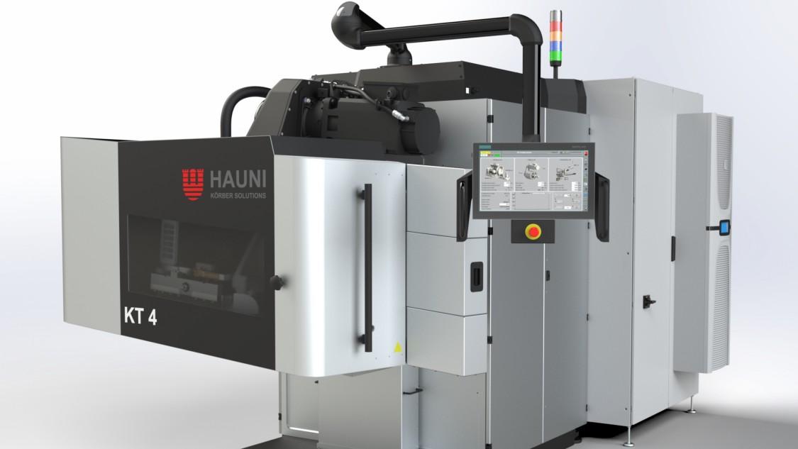 Referenz Hauni Maschinenbau GmbH