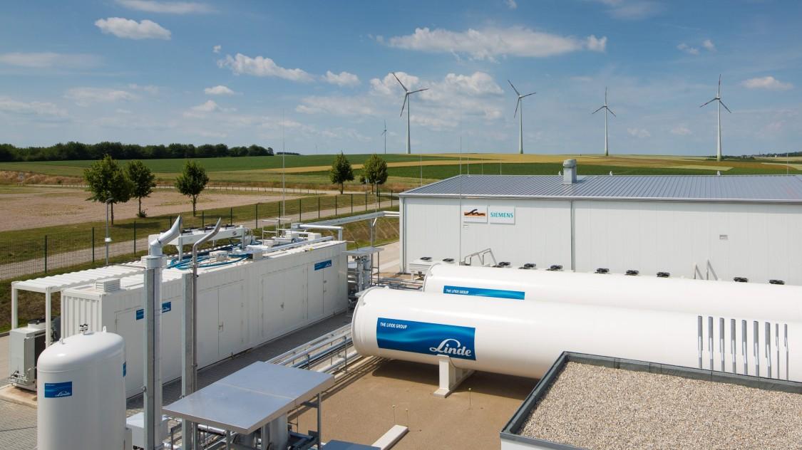 Hydrogen Electrolysis Facility