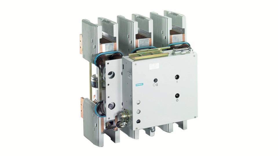 Medium-voltage, vacuum, generator circuit breakers, stationary type