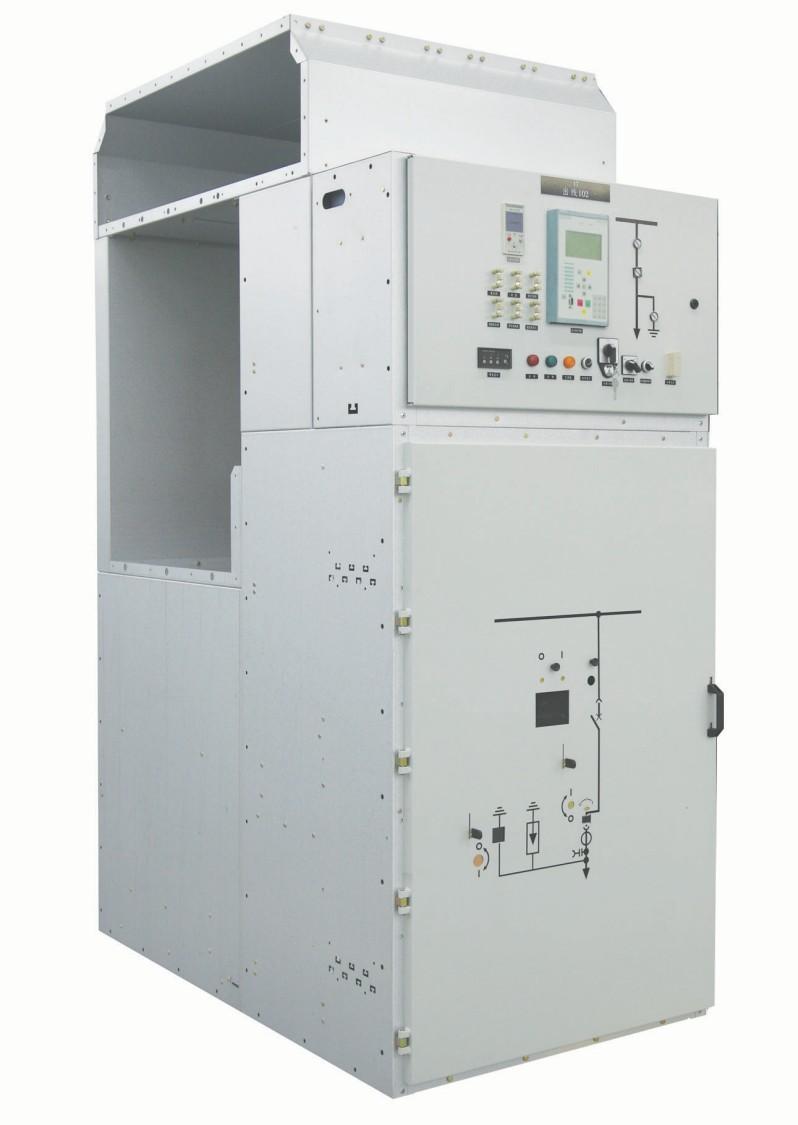 NXAir S 24 kV air-insulated medium-voltage switchgear