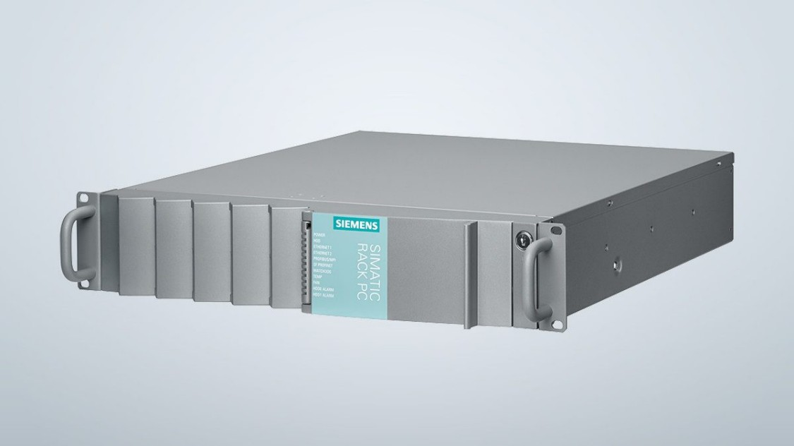 Высокопроизводительные ПК SIMATIC IPC647D