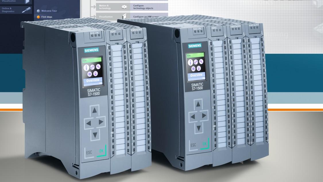 SIMATIC ET 200MP Central Processing Units