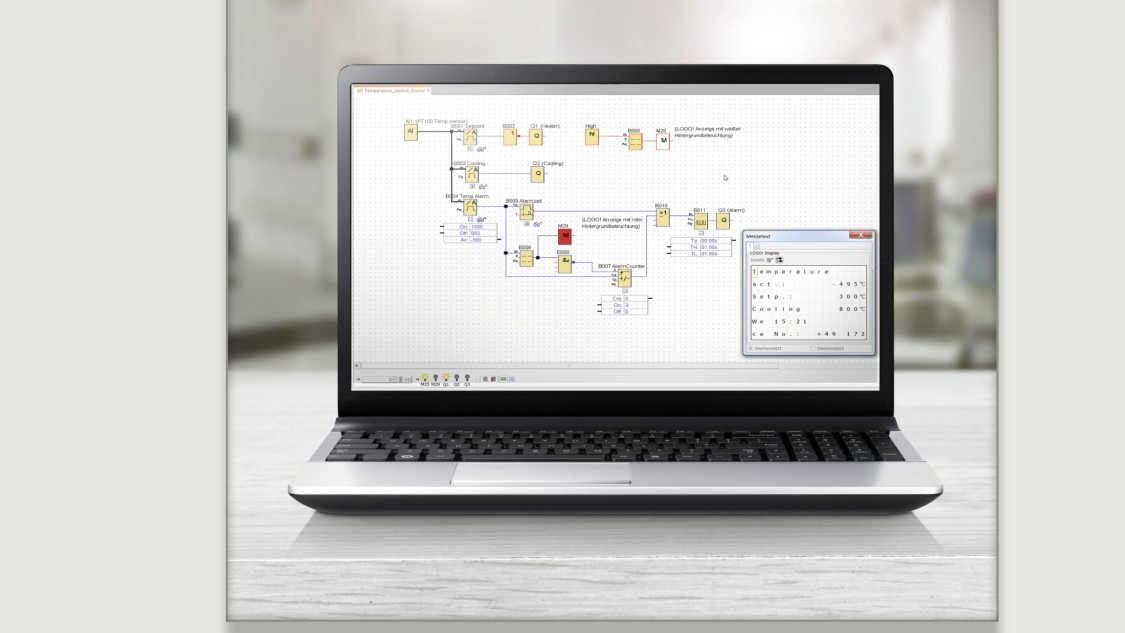LOGO! demo software