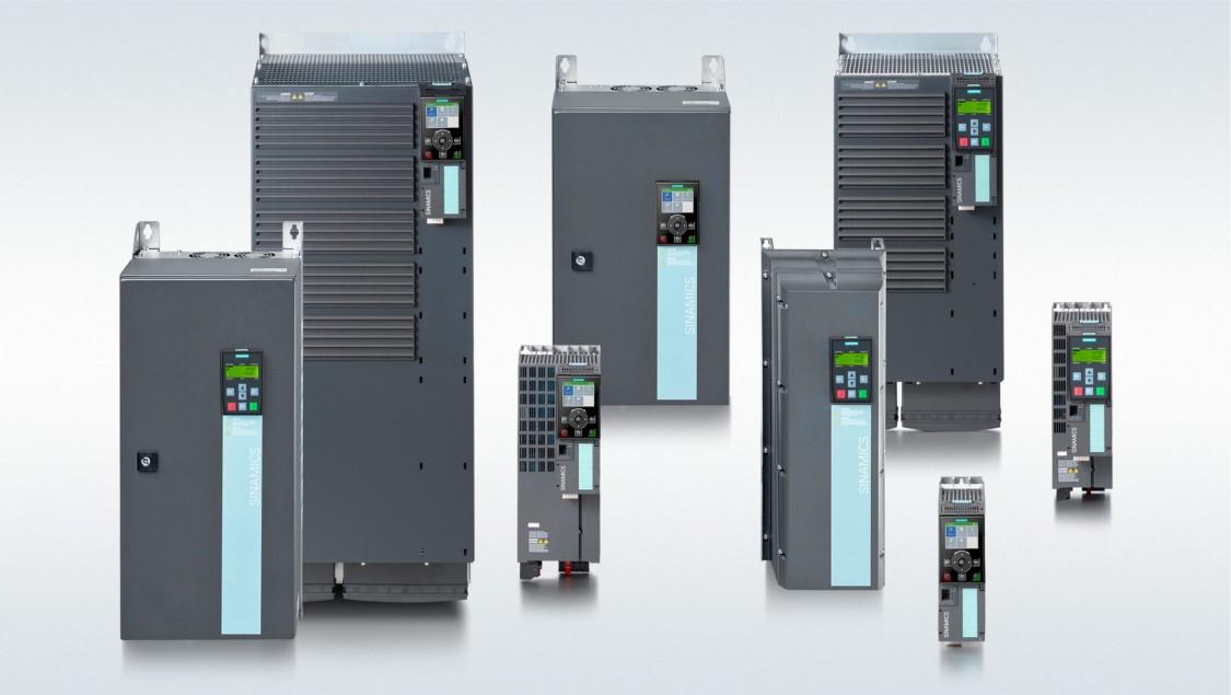 G120P für die Steuerung von Ventilatoren und Pumpen