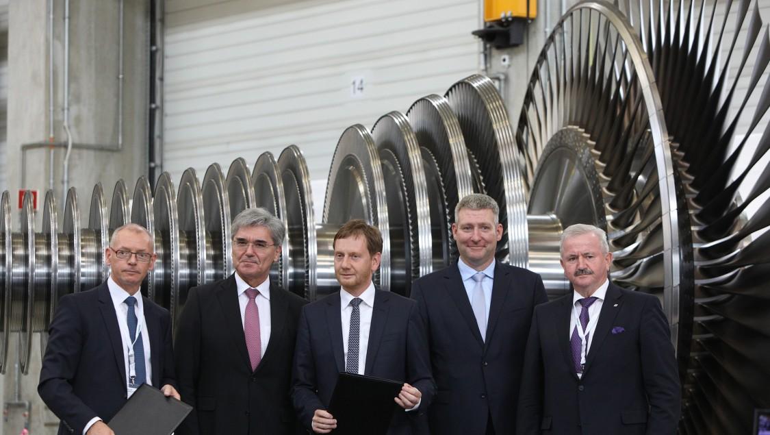 Turbine factory Goerlitz, 2019