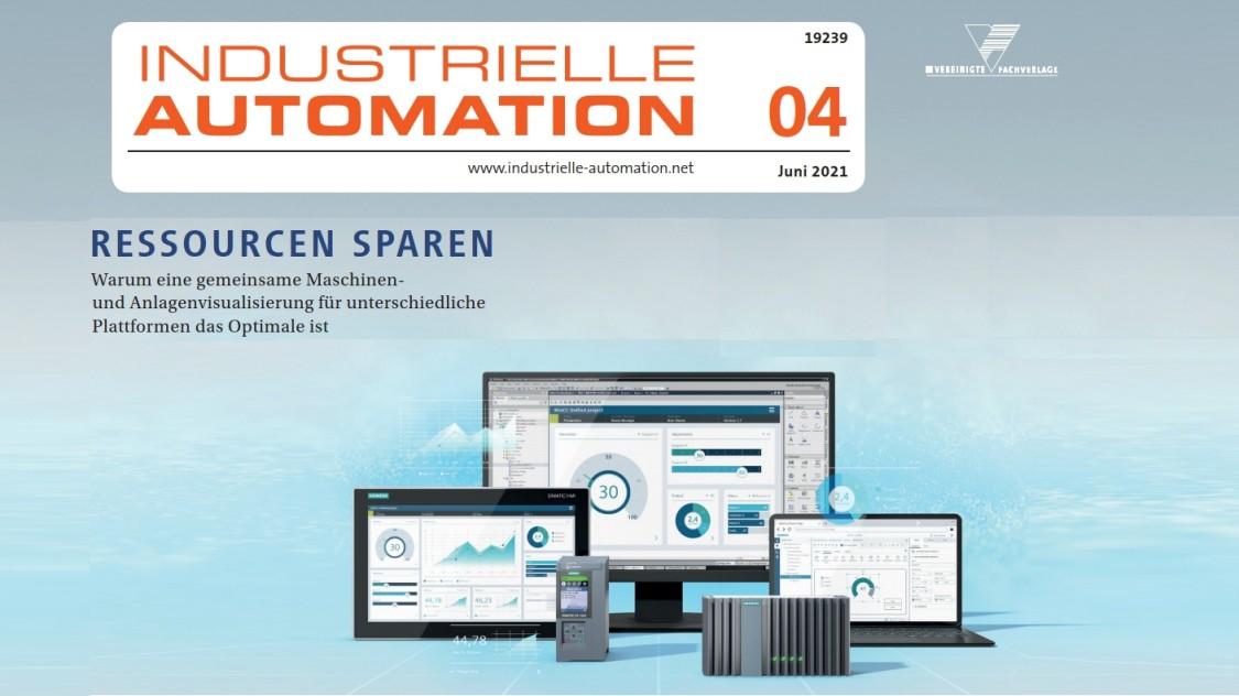 Fachartikel Industrielle Automation