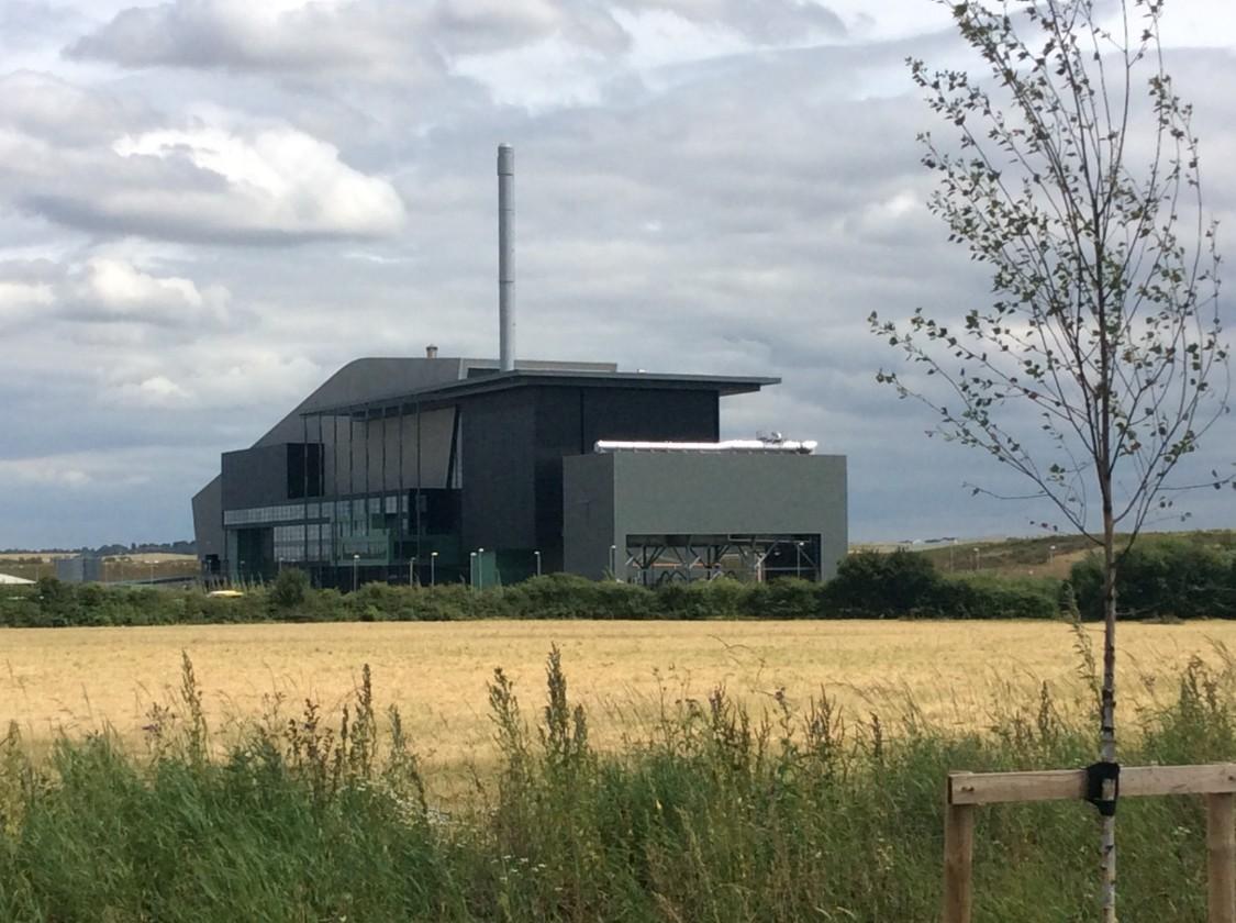 Atıktan enerji üretim santrali