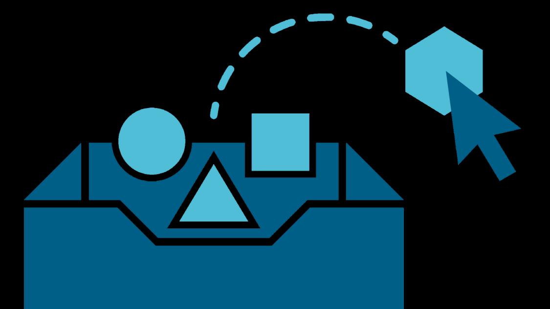 SIMATIC WinCC (TIA Portal) verfügt über eine umfassende Bibliothek vorgefertigter Funktionsblöcke