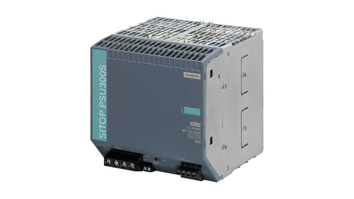 Product image SITOP PSU300S, 3-phase, DC 24 V/40 A