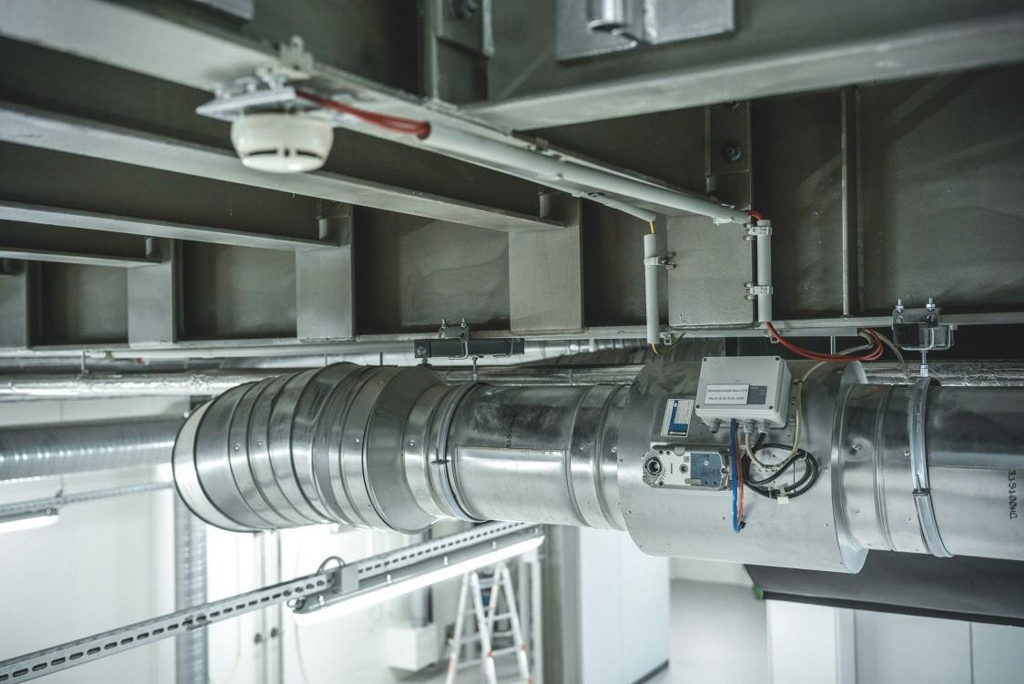 Gebäudemanagement-Lösung für Develco Pharma in Schopfheim