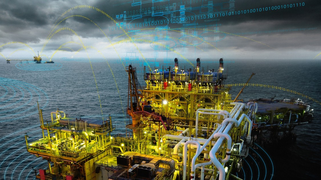 oil and gas communications