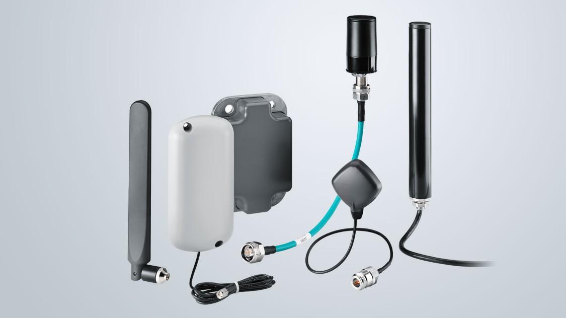 Bild von Mobilfunk-Antennen