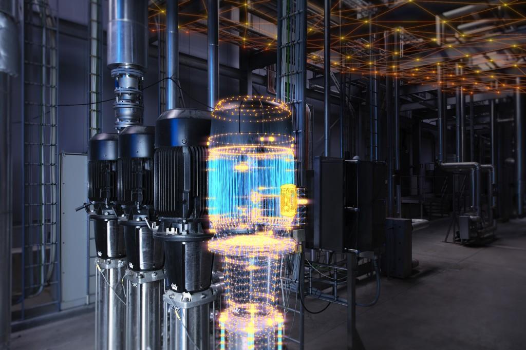 Cloudfähige Pumpen und Motoren – Digitalisierungs-Pilotprojekt in der Lebensmittelindustrie