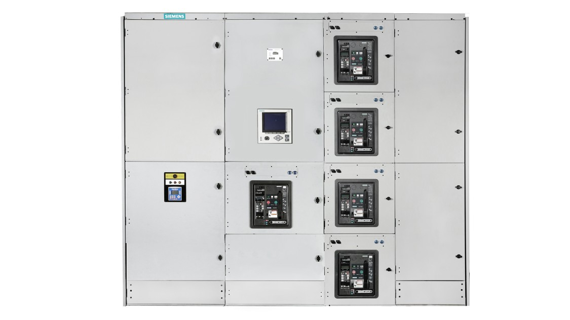 Front Connected Low Voltage Switchgear