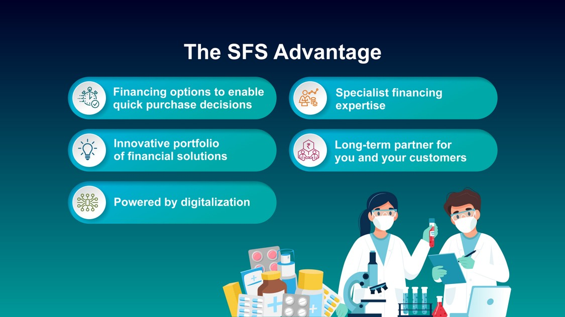 SFS Advantage for Pharma