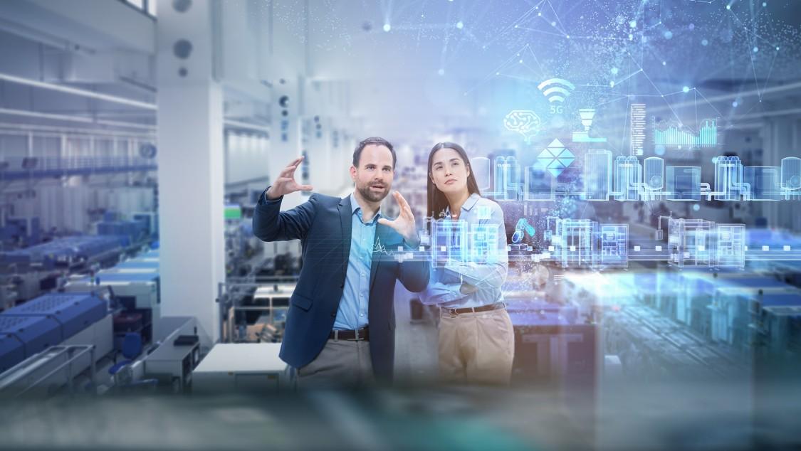 数字化企业转型 – 思考工业未来!
