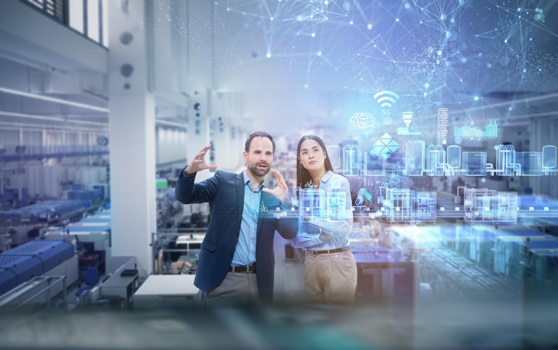 Digitální podnik – buďte o krok napřed!