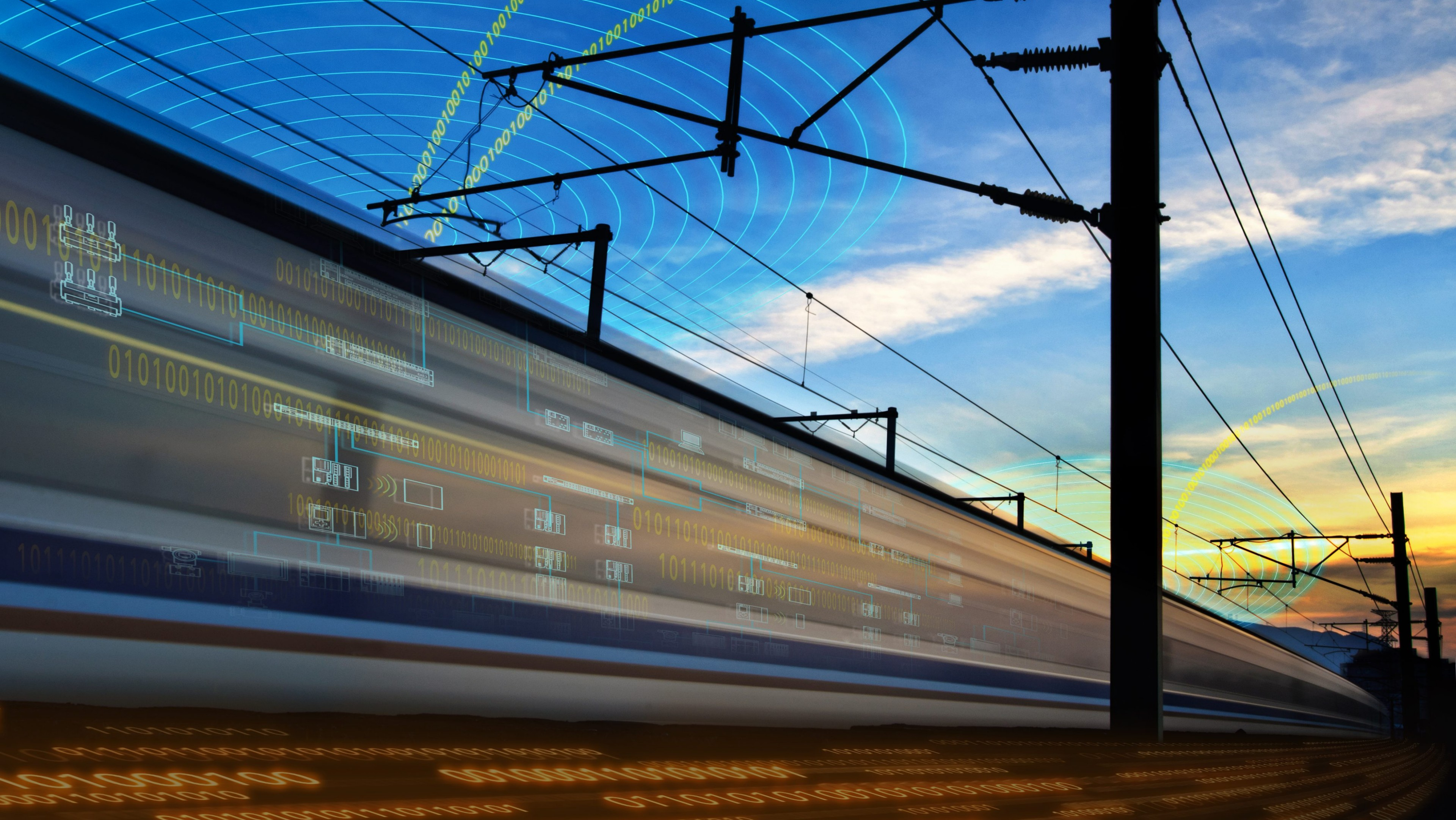Communication Solutions for Rail Networks