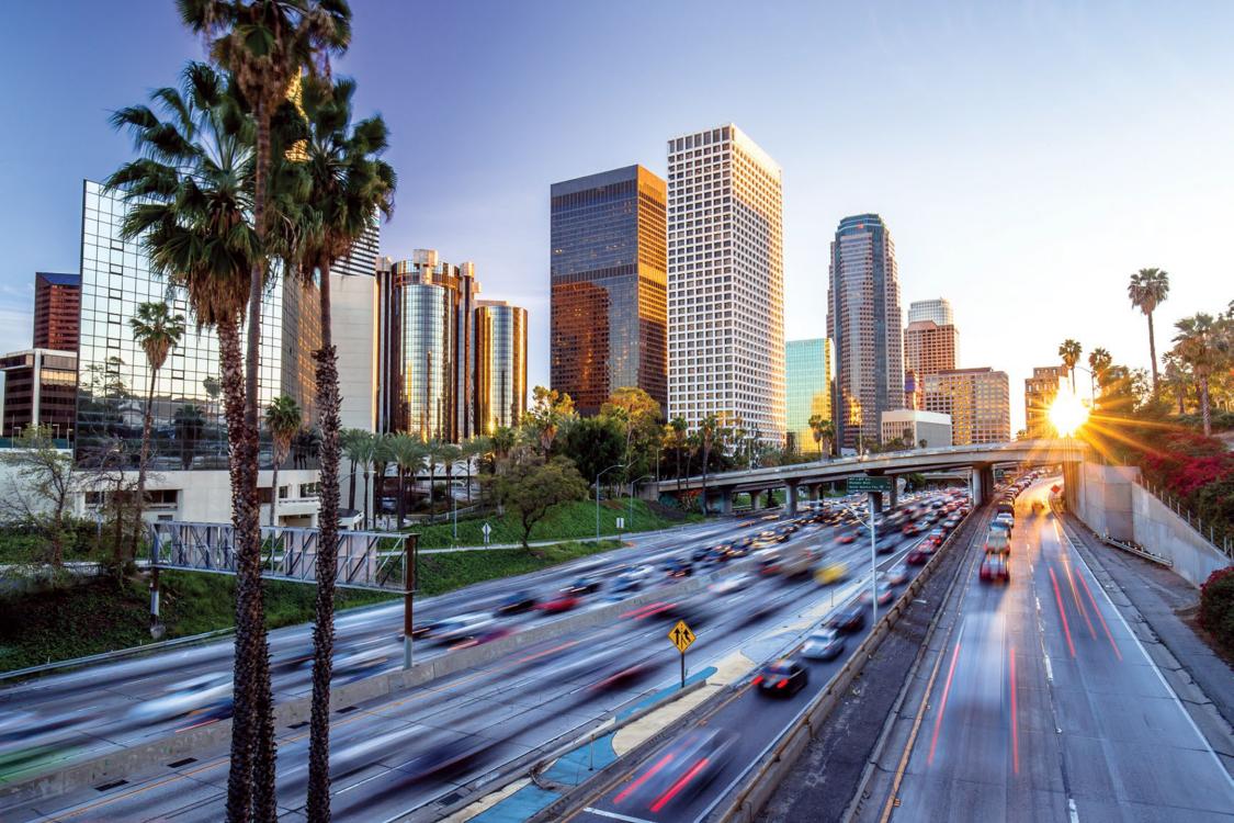 The impact of COVID-19 on California's green economy
