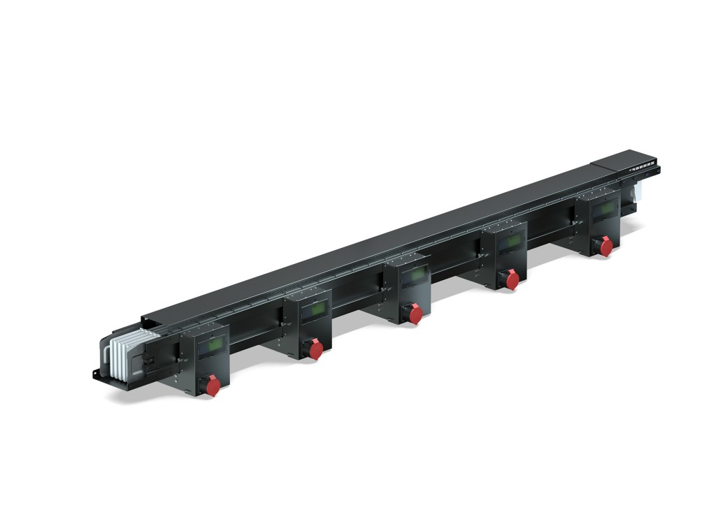 New busbar trunking system enables higher energy efficiency for data centers of tomorrow