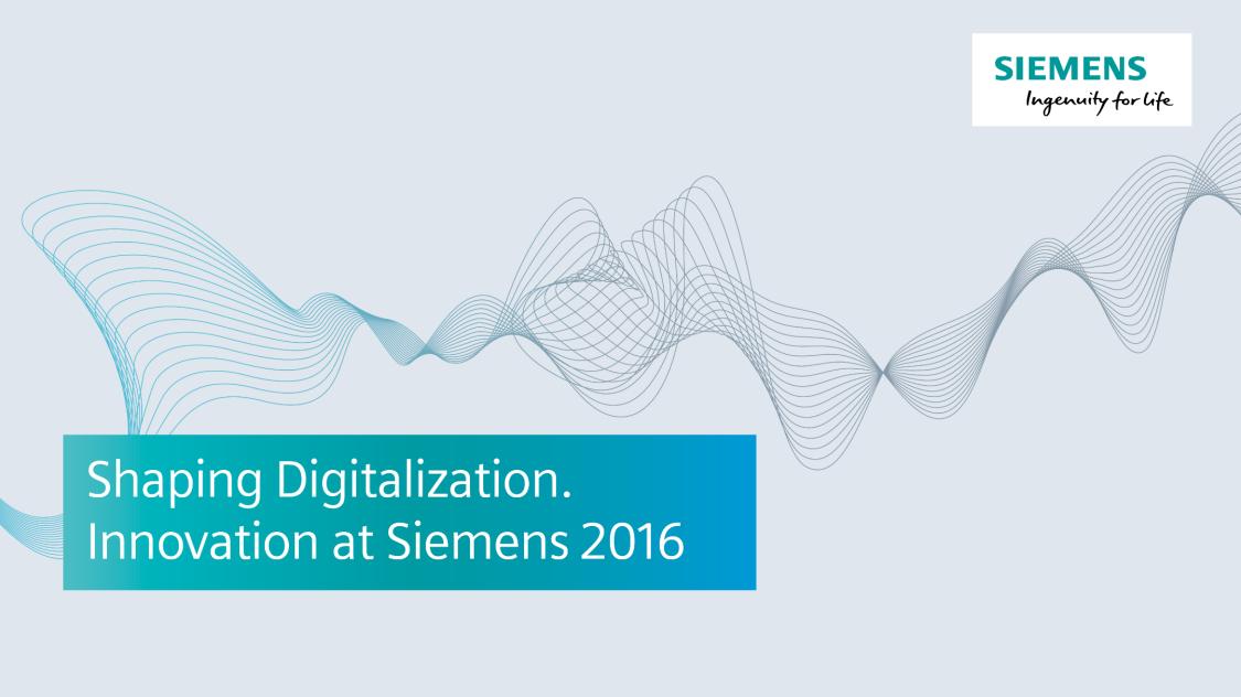 Shaping Digitalization